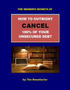 Cancel Debt