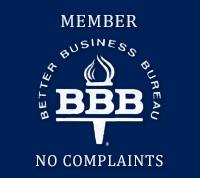 BBB No Complaints